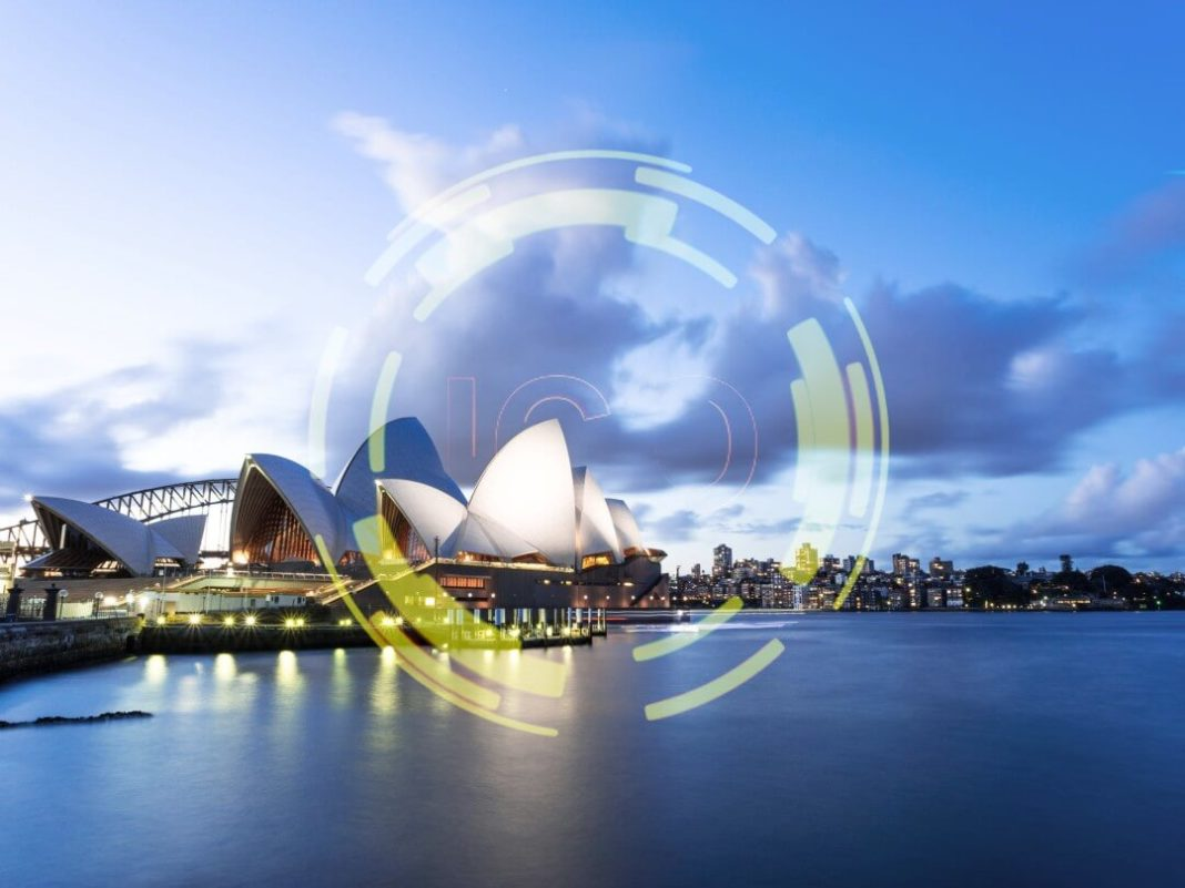 initial coin offering australia