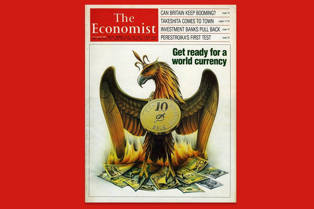 1988 Economist magazine Get Ready for the Phoenix